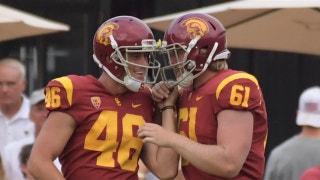 USC's Jake Olson opens up about his relationship with the team