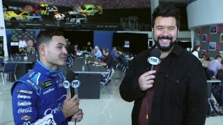 Kyle Larson offers hilarious answer when asked about winning championship