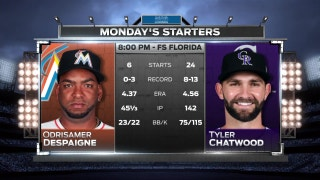 Marlins look to play spoiler vs. Rockies in Colorado