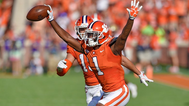 No.2 Clemson's defense leads the way in 34-7 win over Boston College