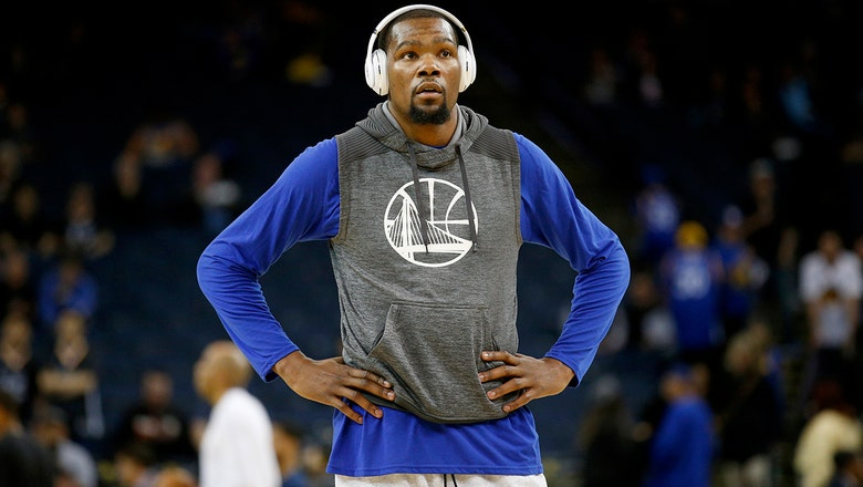 Kevin Durant really thought he couldn't win a championship with OKC? Nick explains what he really means