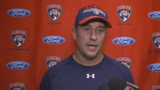 Panthers begin camp under new head coach Bob Boughner