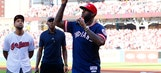 Skip takes issue with LeBron's congratulatory message to the Cleveland Indians