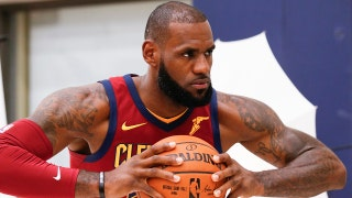 LeBron James says feeling of wanting to finish career in Cleveland 'hasn't changed'