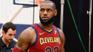 LeBron James: 'I was ready to give the keys to Kyrie' - Nick and Cris react
