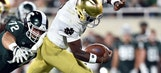Brandon Wimbush runs it in for first Notre Dame TD | Virtual Reality 360°