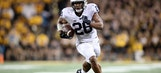 Saquon Barkley stars with 211 rush yards and an extra 94 receiving yards in win over Iowa