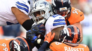 Mark Schlereth: Cowboys will never win a playoff game playing the way they did in Denver