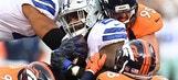 Did the Broncos' defense make Ezekiel Elliott lose his 'heart' –  Shannon explains