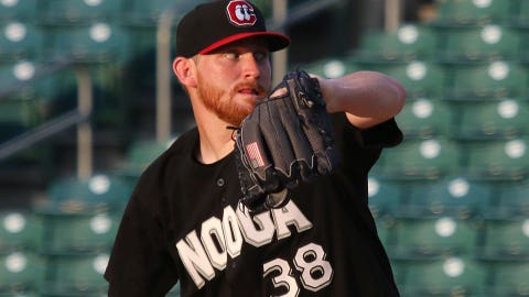 Pitcher of the Year: RHP Zack Littell, Chattanooga