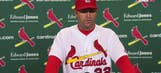 Matheny: 'We're getting a little bit of everything from everybody'