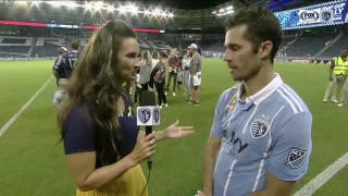 Benny Feilhaber: 'We reacted well' in win over Revolution