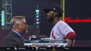 Fowler on Cardinals win: 'It was a good team win ... That's what it's all about'