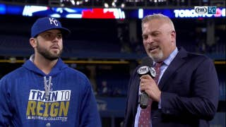 Moose on hitting 37th homer, breaking a Royals record: 'It's definitely a cool honor'