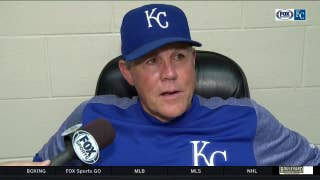 Yost on Royals' core players: 'These guys are going to leave such a legacy'