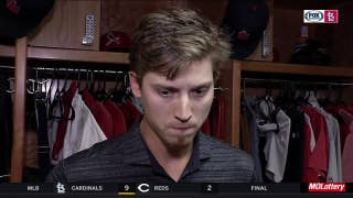Weaver on pitching in playoff race: 'There's a lot of nerves — good nerves'