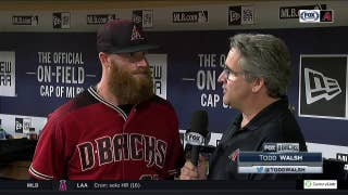 Archie Bradley: Get the foot down and let it rip