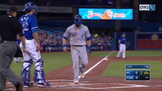 WATCH: Cabrera drives in Gordon as Royals beat Blue Jays 1-0