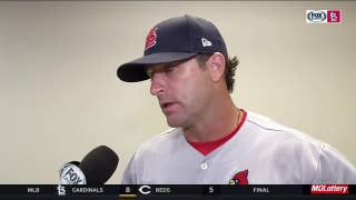 Matheny on Carlos Martinez: 'There's another level for him'