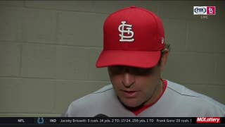 Matheny: 'We have to play good baseball...until they take the ball from us'