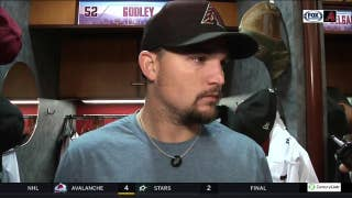 Zack Godley: A couple pitches came back to haunt me