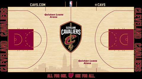 New court design