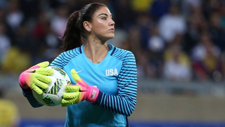 Hope Solo says she has settled grievance with US Soccer