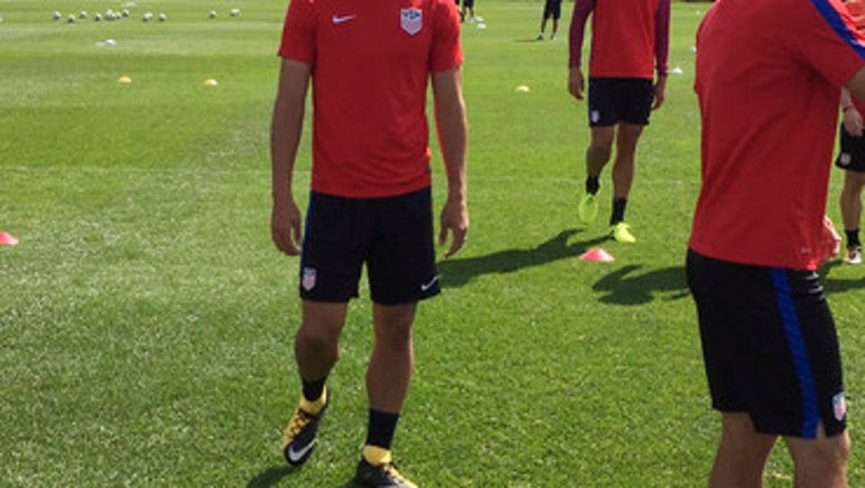 Ream, Wood gets starts for US against Costa Rica