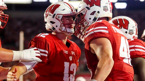 #9 Wisconsin Badgers