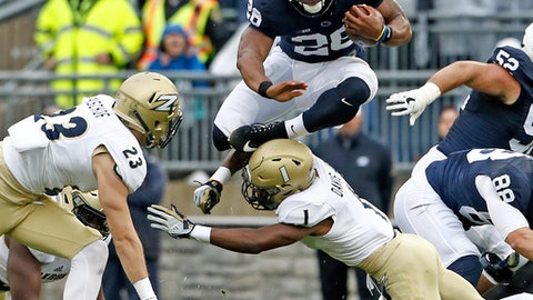 #4 Penn State Nittany Lions