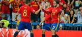 Spain beats Italy 3-0 to close in on World Cup spot