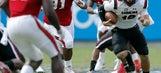 Samuel's 3 TDs lift South Carolina over NC State 35-28 (Sep 02, 2017)