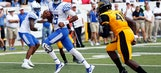 Defense leads Kentucky to 24-17 win over Southern Miss (Sep 02, 2017)