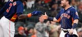 Maybin's 3-run homer leads Astros over Mets 8-6