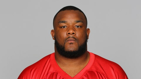 This is a 2017 photo of Ra'Shede Hageman of the Atlanta Falcons NFL football team. This image reflects the Atlanta Falcons active roster as of Monday, June 12, 2017 when this image was taken. (AP Photo)