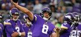 With Bradford ailing, Vikings bring up QB Kyle Sloter