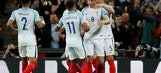 Rashford puts England on brink of World Cup qualification