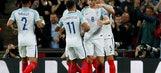 Rashford stars for England in 2-1 win over Slovakia