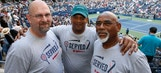 Using tennis as therapy, veterans make it to US Open court