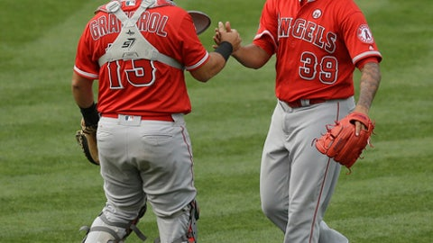Angels in 2018