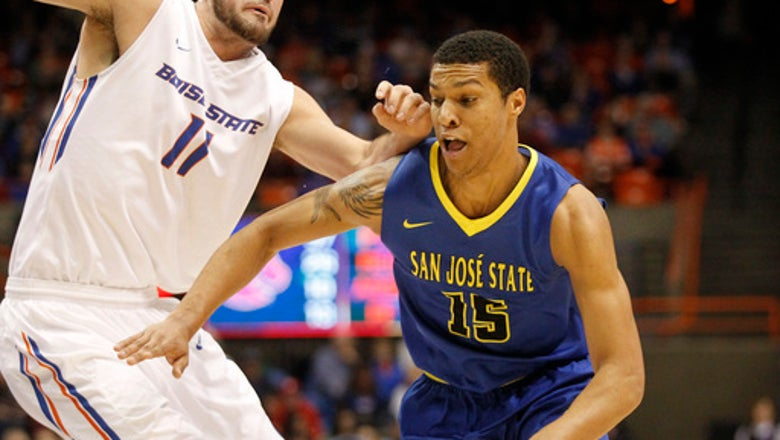Gonzaga adds transfer player from San Jose State