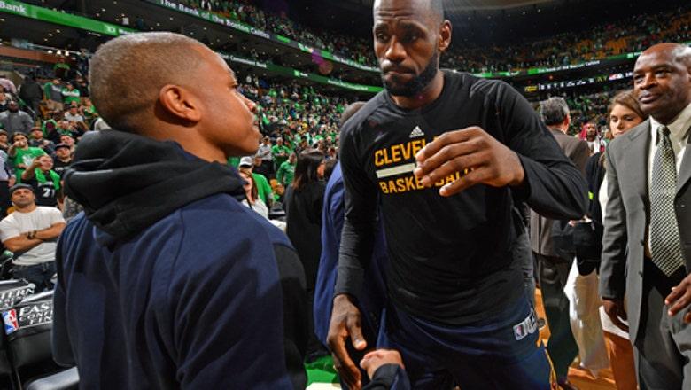 "Isaiah Thomas on trade to Cavaliers: /""It still hurts./"""