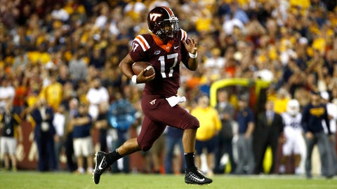#16 Virginia Tech Hokies (2-0)