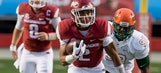 Hayden, Williams give Arkansas a triple-threat backfield