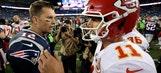 Tom Brady tops the list in AP quarterback rankings