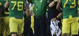 Mike Riley comes home to familiar stadium but new Ducks