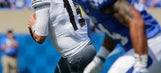 Kentucky rallies again past Eastern Kentucky, 27-16 (Sep 09, 2017)