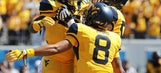 Grier throws 5 TDs, West Virginia thumps East Carolina 56-20 (Sep 09, 2017)
