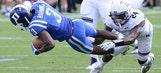 QB Jones' 4 TDs lead Duke to a rout of Northwestern, 41-17 (Sep 09, 2017)