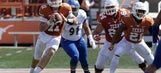 Warren and Ehlinger lead Texas 56-0 win over San Jose State (Sep 09, 2017)